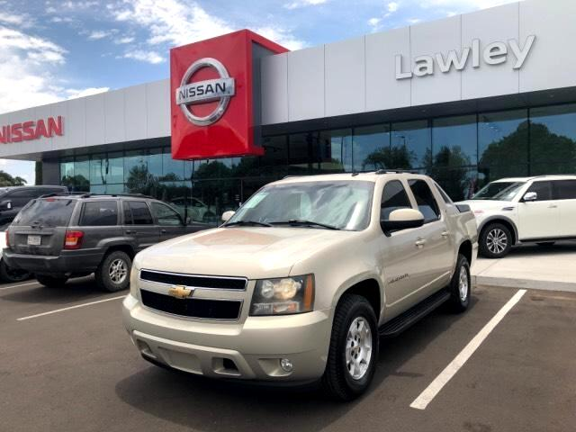2007 Chevrolet Avalanche 2WD Crew Cab 130 LT w/3LT
