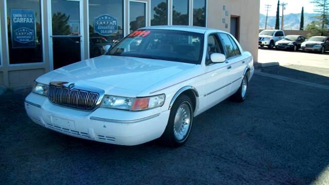 1999 Mercury Grand Marquis 4dr Sdn LS