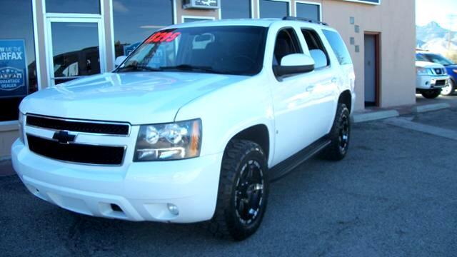 2009 Chevrolet Tahoe 4WD 4dr 1500 LT w/1LT