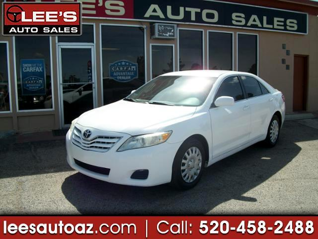 2011 Toyota Camry 4dr Sdn I4 Auto LE