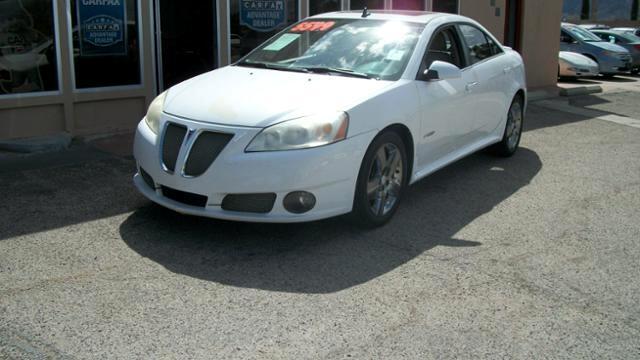 2009 Pontiac G6 4dr Sdn GXP w/1SA *Ltd Avail*