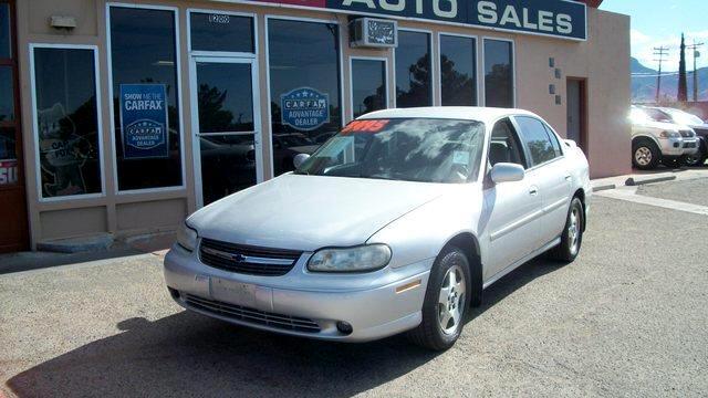 2003 Chevrolet Malibu 4dr Sdn LS