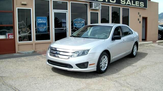 2006 Ford Fusion 4dr Sdn I4 SE
