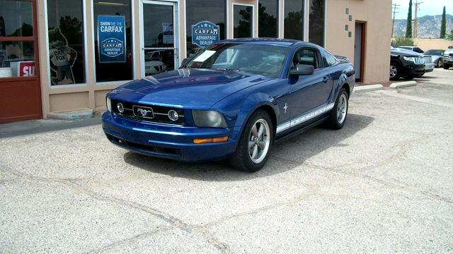 2006 Ford Mustang 2dr Cpe Premium