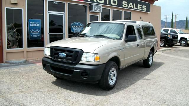 2008 Ford Ranger 2WD 2dr SuperCab 126 XL