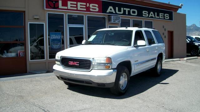 2005 GMC Yukon 4dr 1500 4WD SLE