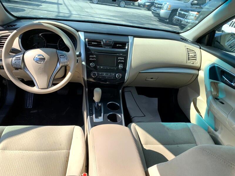 Nissan Altima 2.5 SV 2015