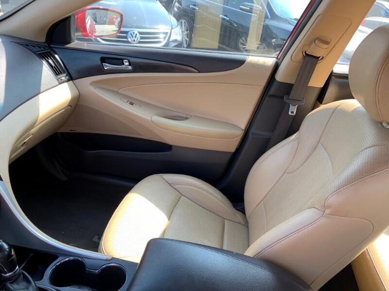 Hyundai Sonata Limited Auto 2014