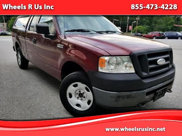 2006 Ford F-150 XL SuperCab Long Bed 4WD