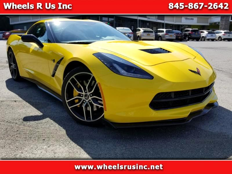 Chevrolet Corvette Z51 2LT Coupe Manual 2016