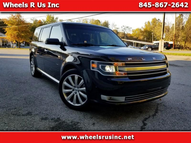 Ford Flex Limited FWD 2018