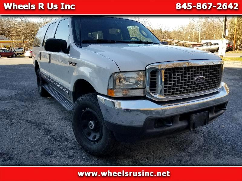 Ford Excursion XLT 5.4L 4WD 2003