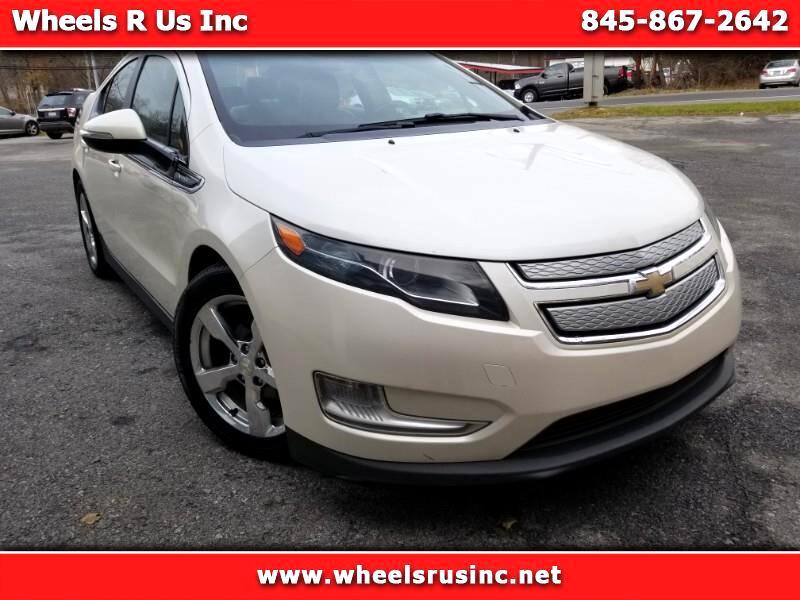Chevrolet Volt Premium w/ Navigation 2014