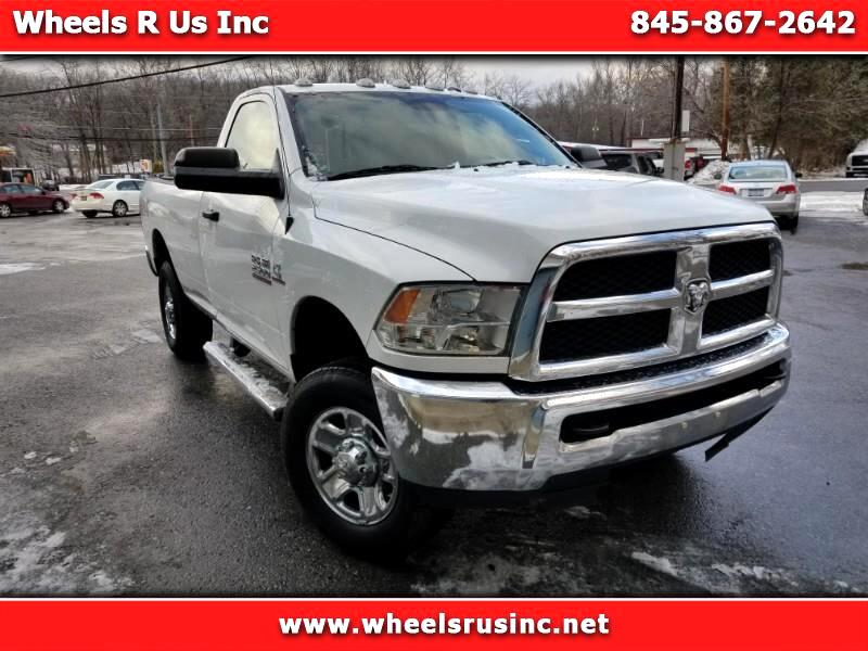 RAM 2500 Tradesman Regular Cab 4WD 2016