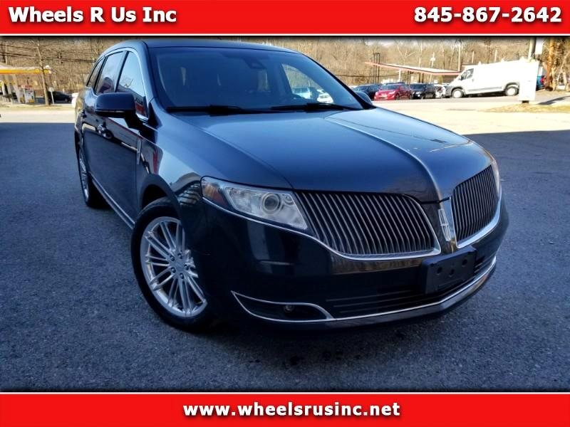 Lincoln MKT 3.5L with EcoBoost AWD 2014