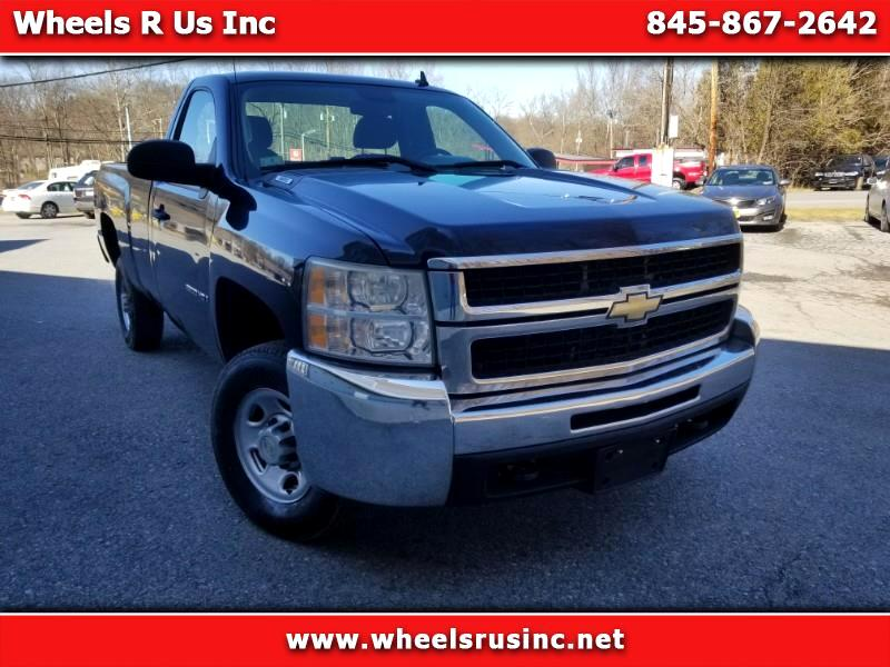Chevrolet Silverado 2500HD Work Truck Long Box 4WD 2008