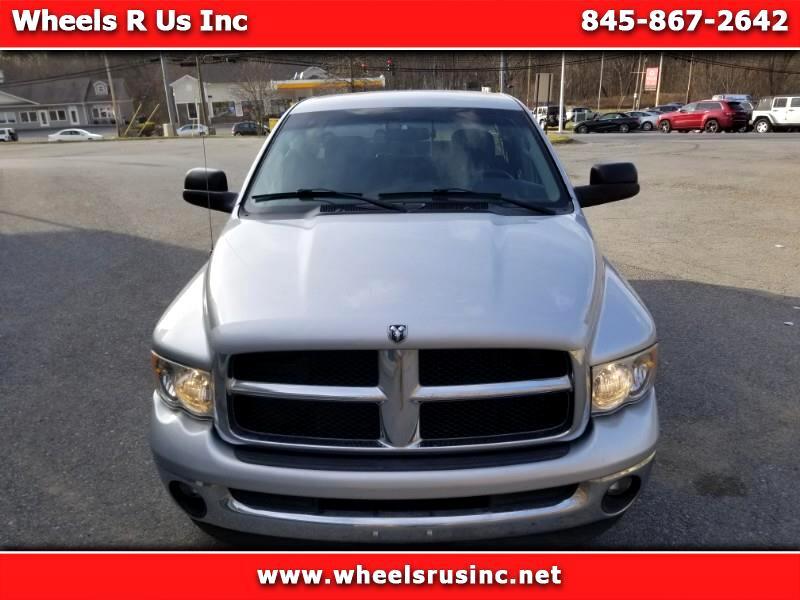Dodge Ram 2500 SLT Quad Cab Long Bed 4WD 2005