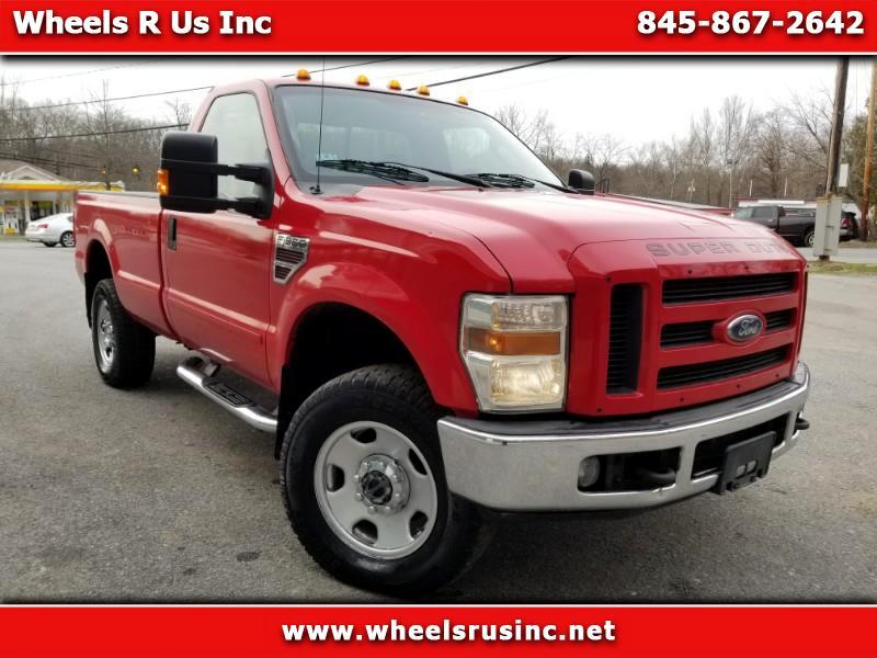 Ford F-350 SD XLT 4WD 2008