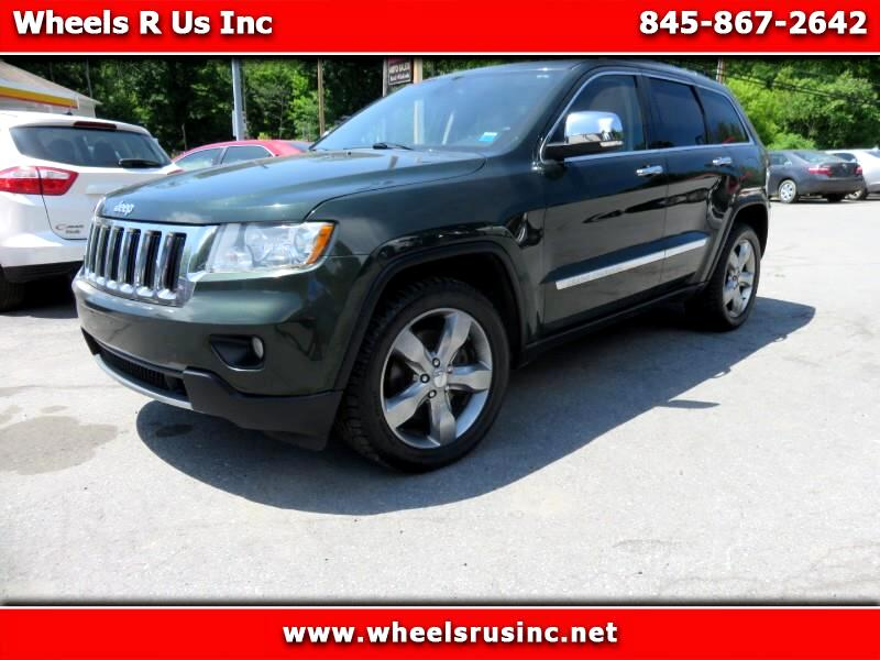 Jeep Grand Cherokee Limited 4WD 2011