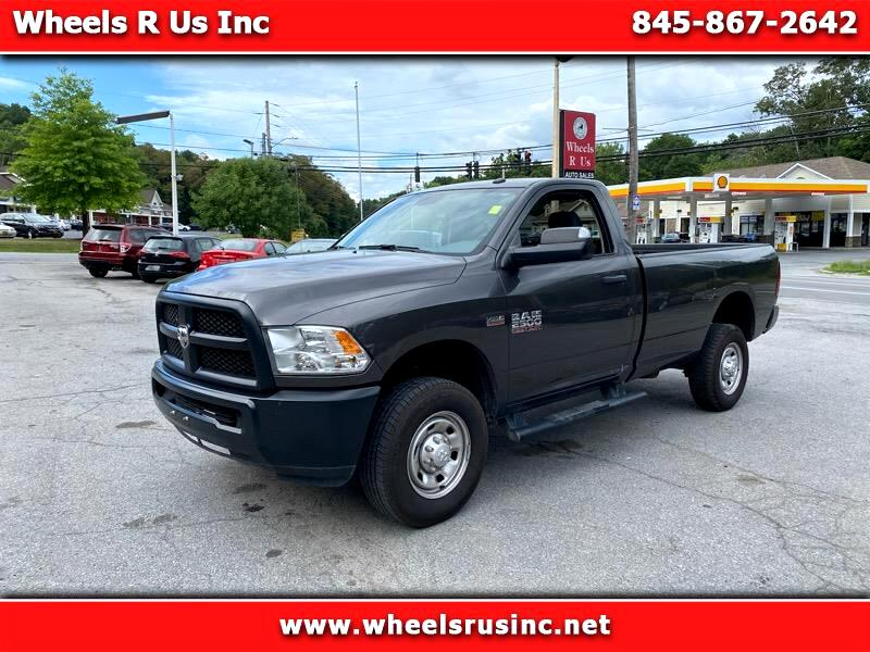 RAM 2500 Tradesman Regular Cab 4WD 2018