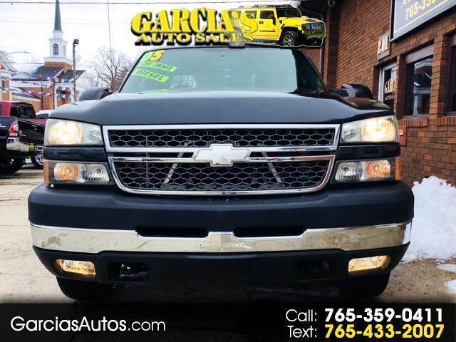 2005 Chevrolet Silverado 2500HD LT Ext. Cab Long Bed 4WD