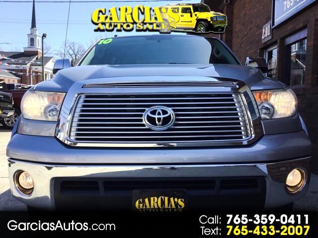 2010 Toyota Tundra Platinum CrewMax 5.7L FFV 4WD