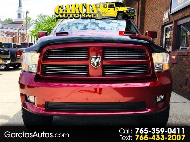 2012 Dodge 1500 Sport Crew Cab 4WD