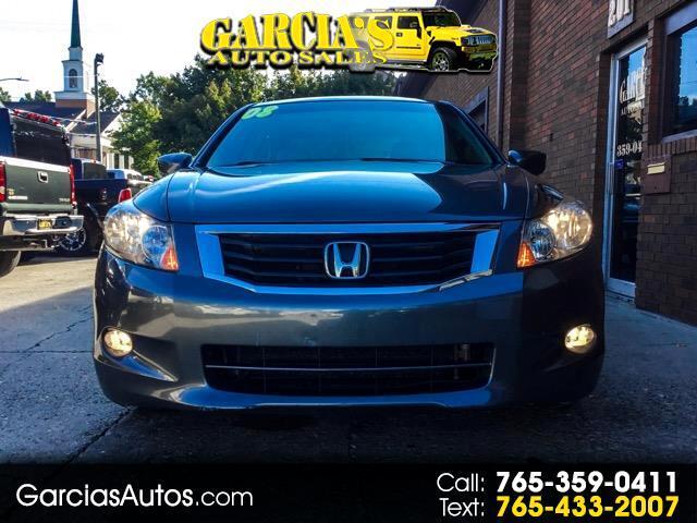 2008 Honda Accord EX-L V-6 Sedan AT