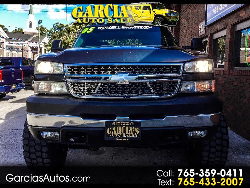 2005 Chevrolet Silverado 2500HD LT Ext. Cab Long Bed 4WD