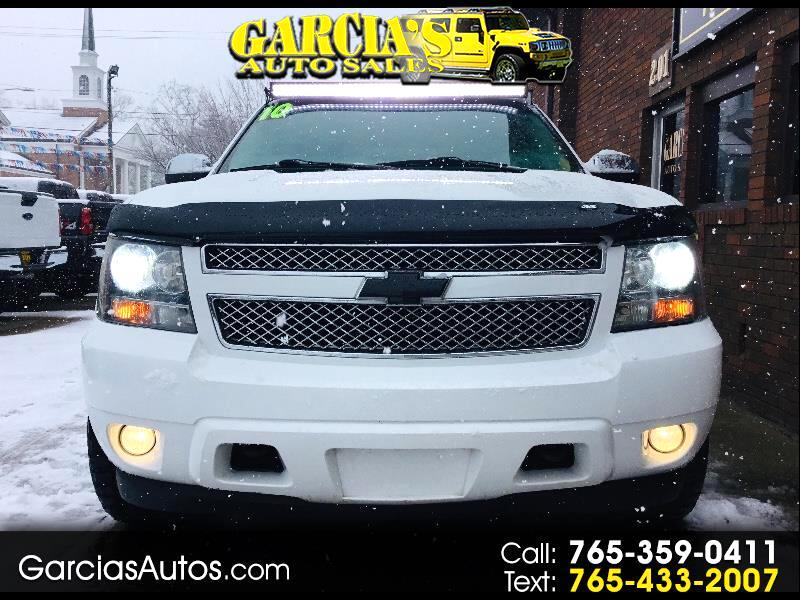 2010 Chevrolet Avalanche 1500 LS