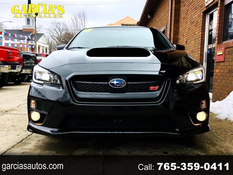 Subaru WRX STI Limited 2015
