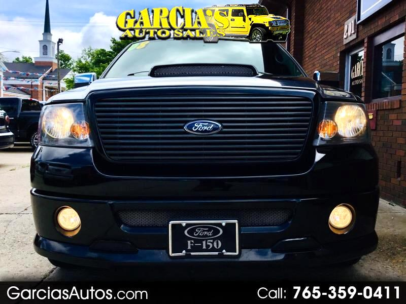 """2007 Ford F-150 2WD SuperCab 145"""" FX2 Sport"""