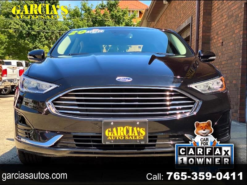 Ford Fusion SEL 2020