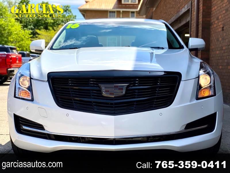 Cadillac ATS 2.0L Luxury AWD 2016