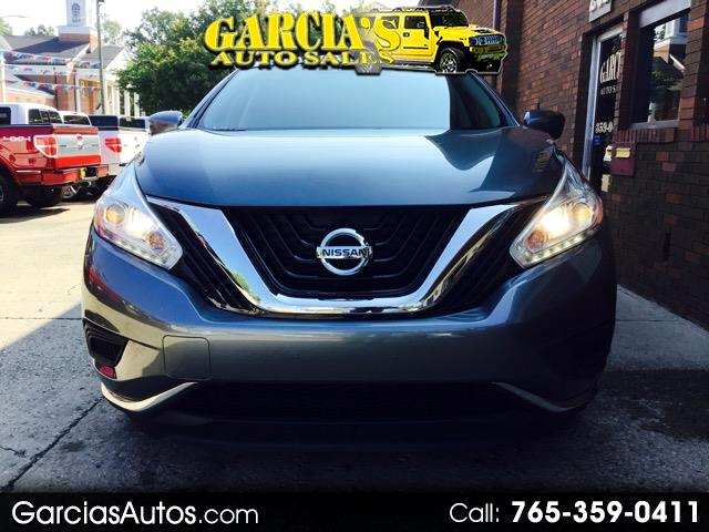 2016 Nissan Murano S 2WD