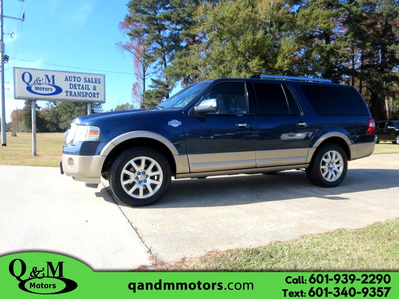 2013 Ford Expedition EL 2WD 4dr King Ranch