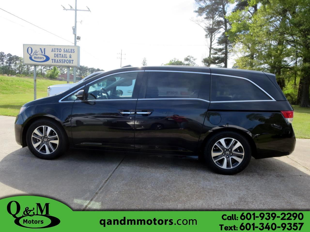 2014 Honda Odyssey 5dr Touring Elite