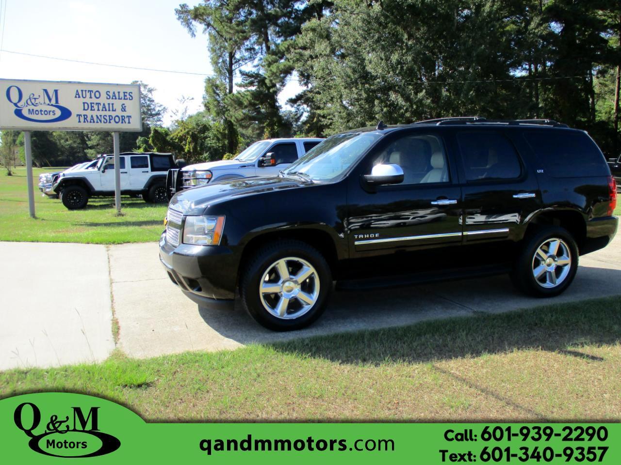 2011 Chevrolet Tahoe 2WD 4dr 1500 LTZ