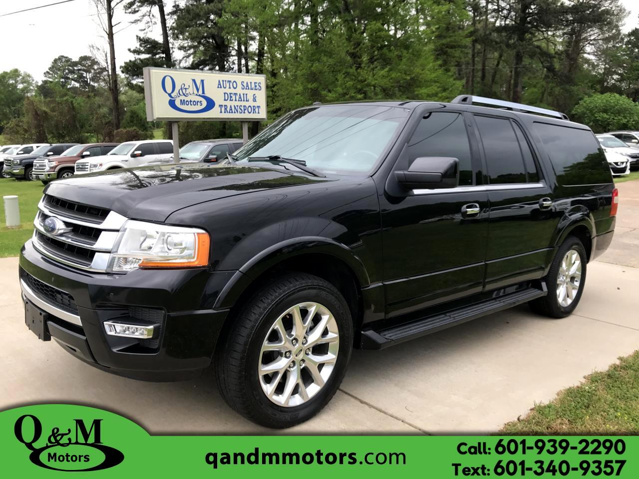 Ford Expedition EL Limited 4x2 2017