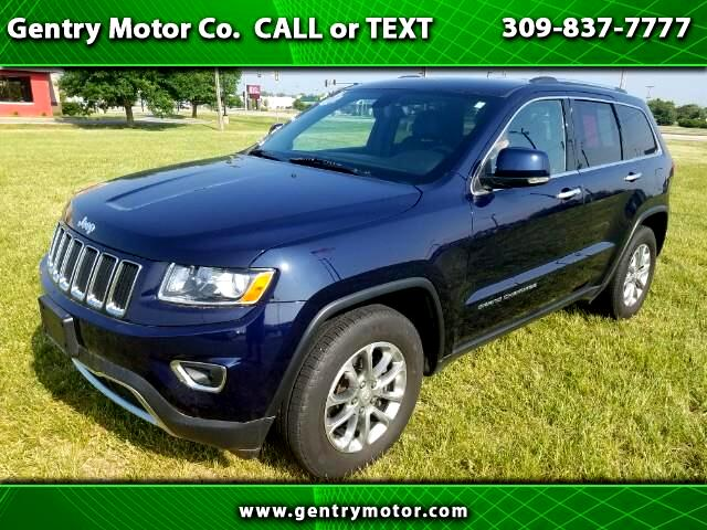 2014 Jeep Grand Cherokee 4dr Limited 4WD