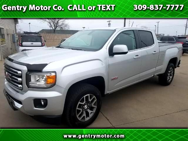 "2017 GMC Canyon 4WD Crew Cab 128.3"" All Terrain w/Leather"