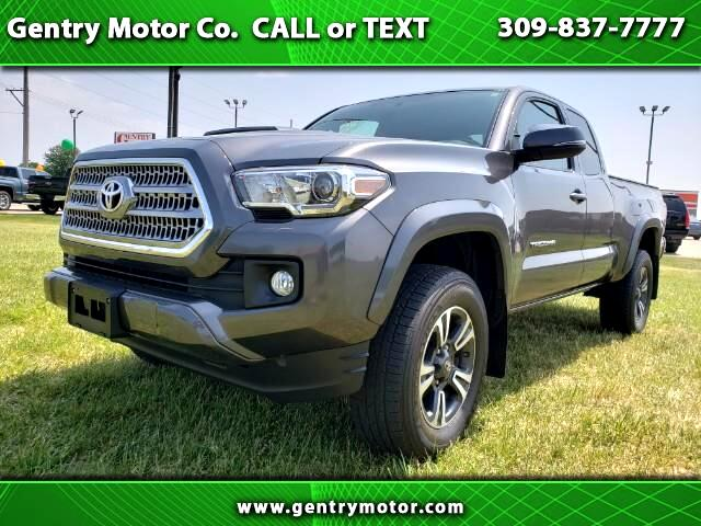 2016 Toyota Tacoma 4WD ACCESS CAB V6 AT TRD