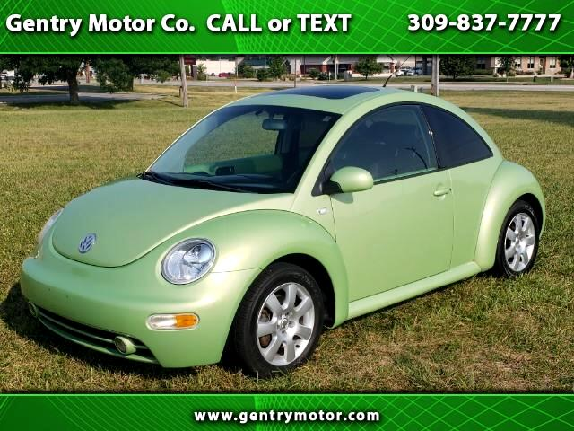 2003 Volkswagen New Beetle GLX 1.8L