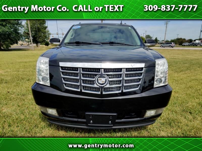 2011 Cadillac Escalade EXT AWD 4DR LUXURY