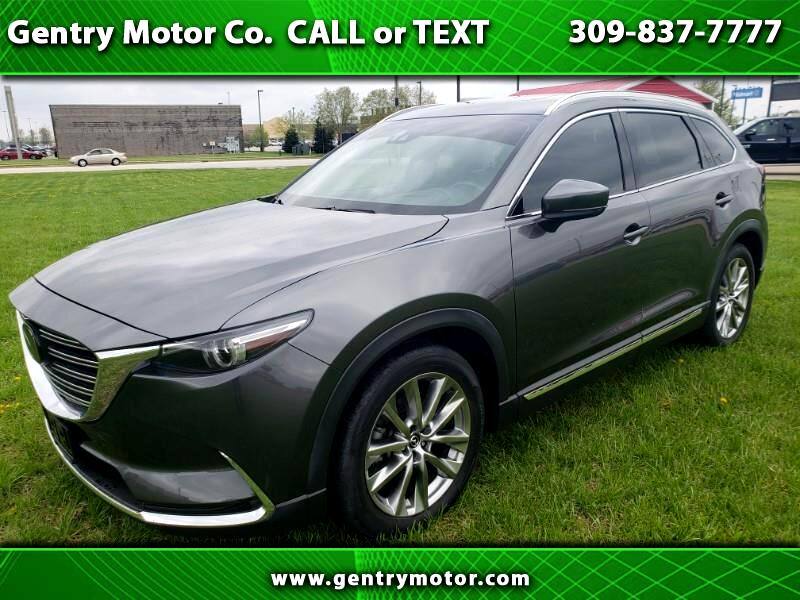 2017 Mazda CX-9 GRAND TOURING FWD
