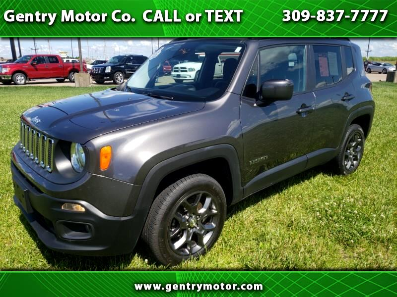 2016 Jeep Renegade 4WD 4DR LATITUDE
