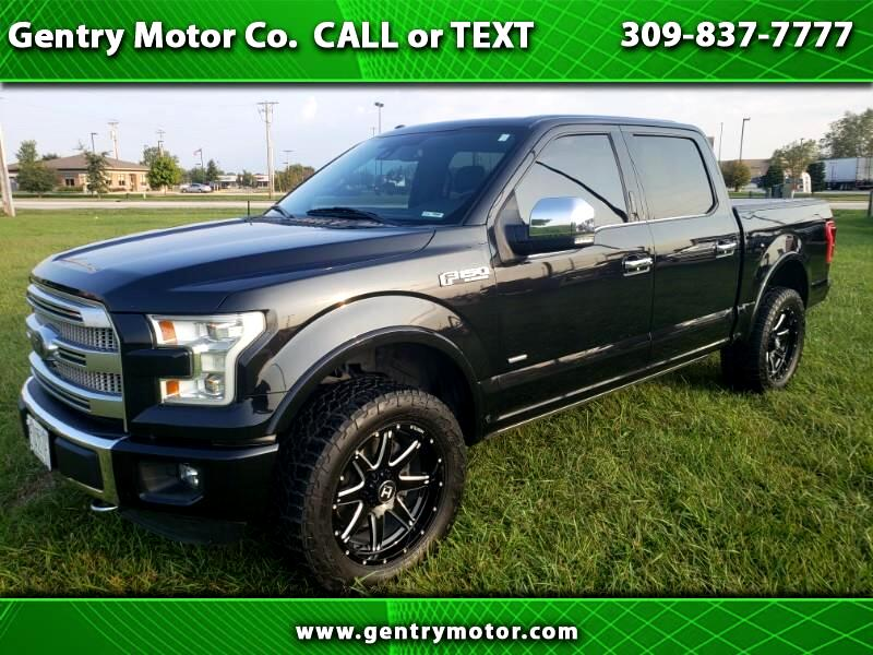 Ford F-150 Platinum 2015