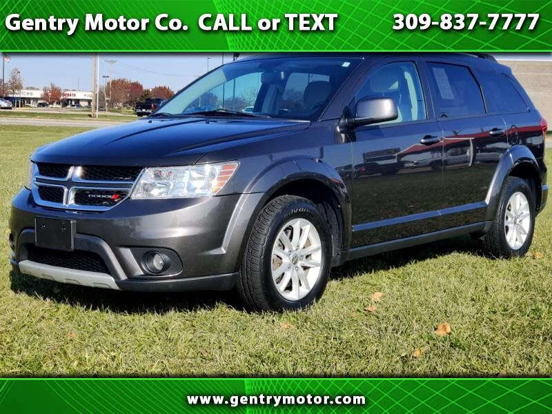 Dodge Journey SXT AWD 2017