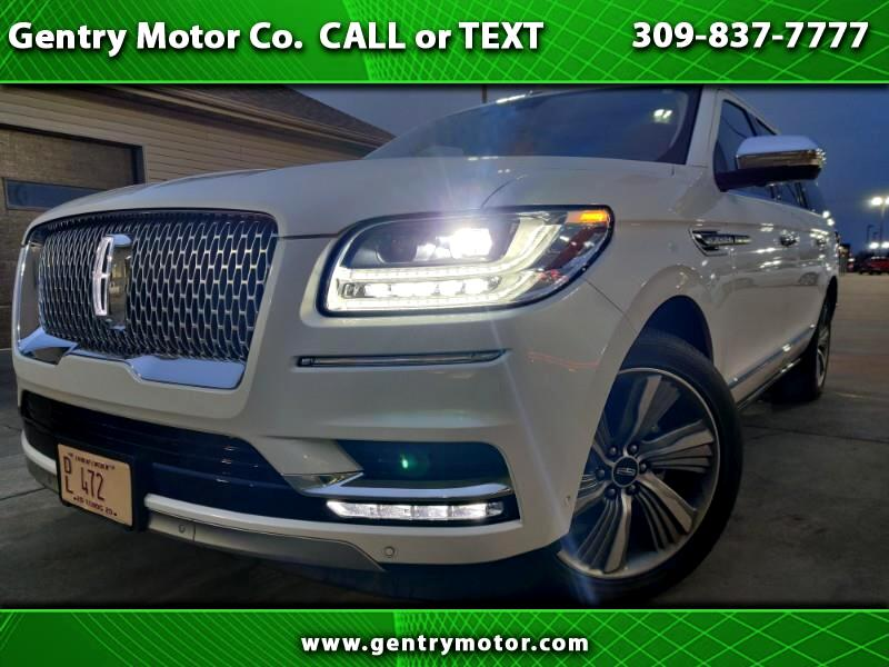Lincoln Navigator L Black Label 4WD 2018
