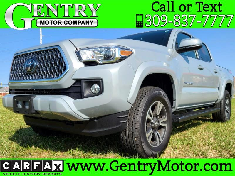 Toyota Tacoma 4WD Double Cab V6 AT TRD Pro (Natl) 2019
